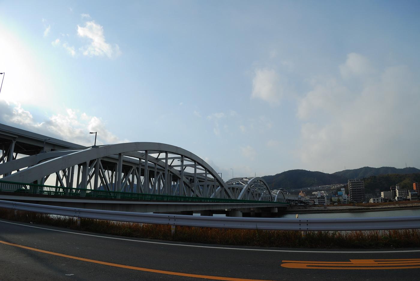 橋ですよ橋~