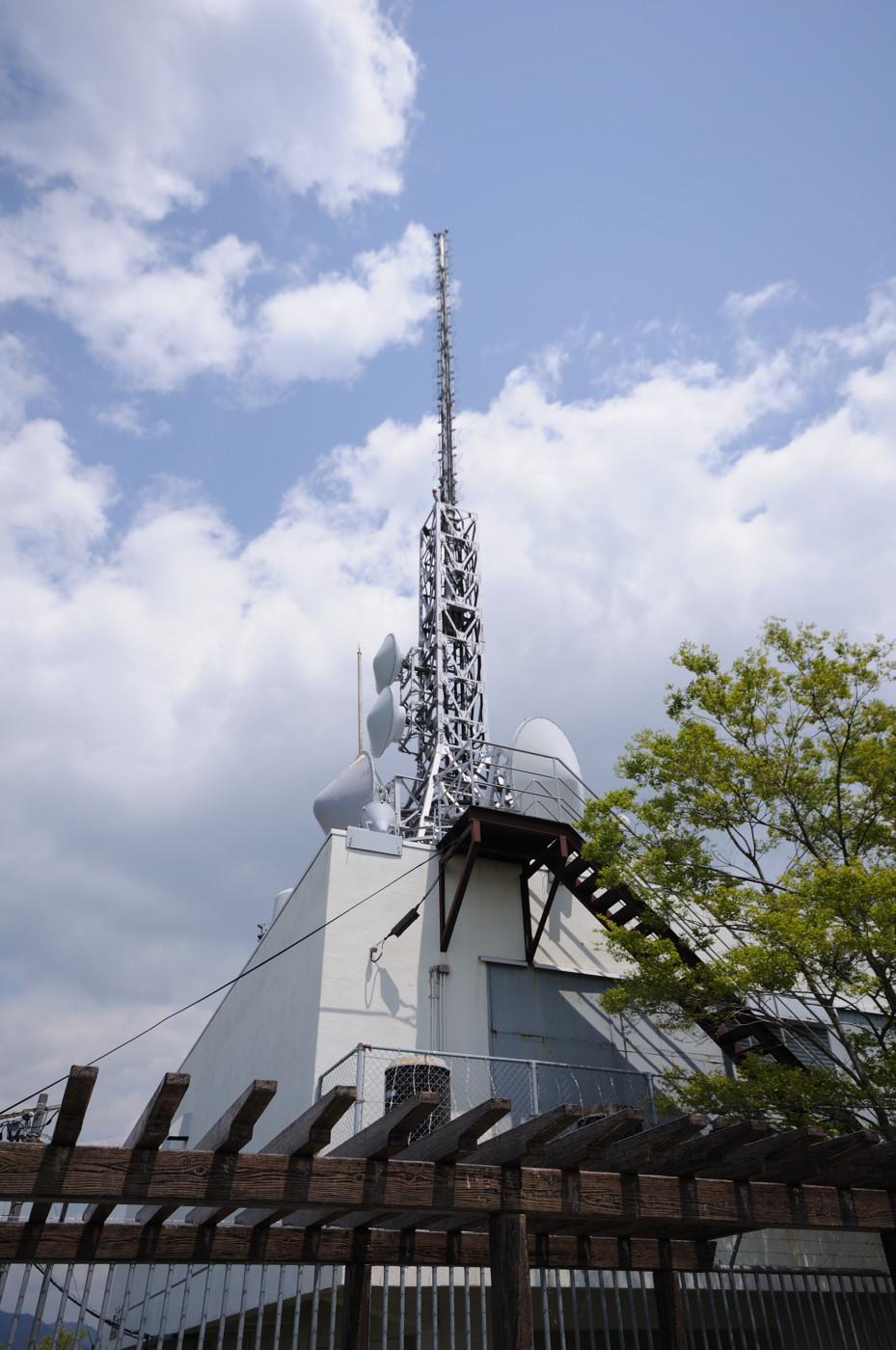 広島テレビの電波塔
