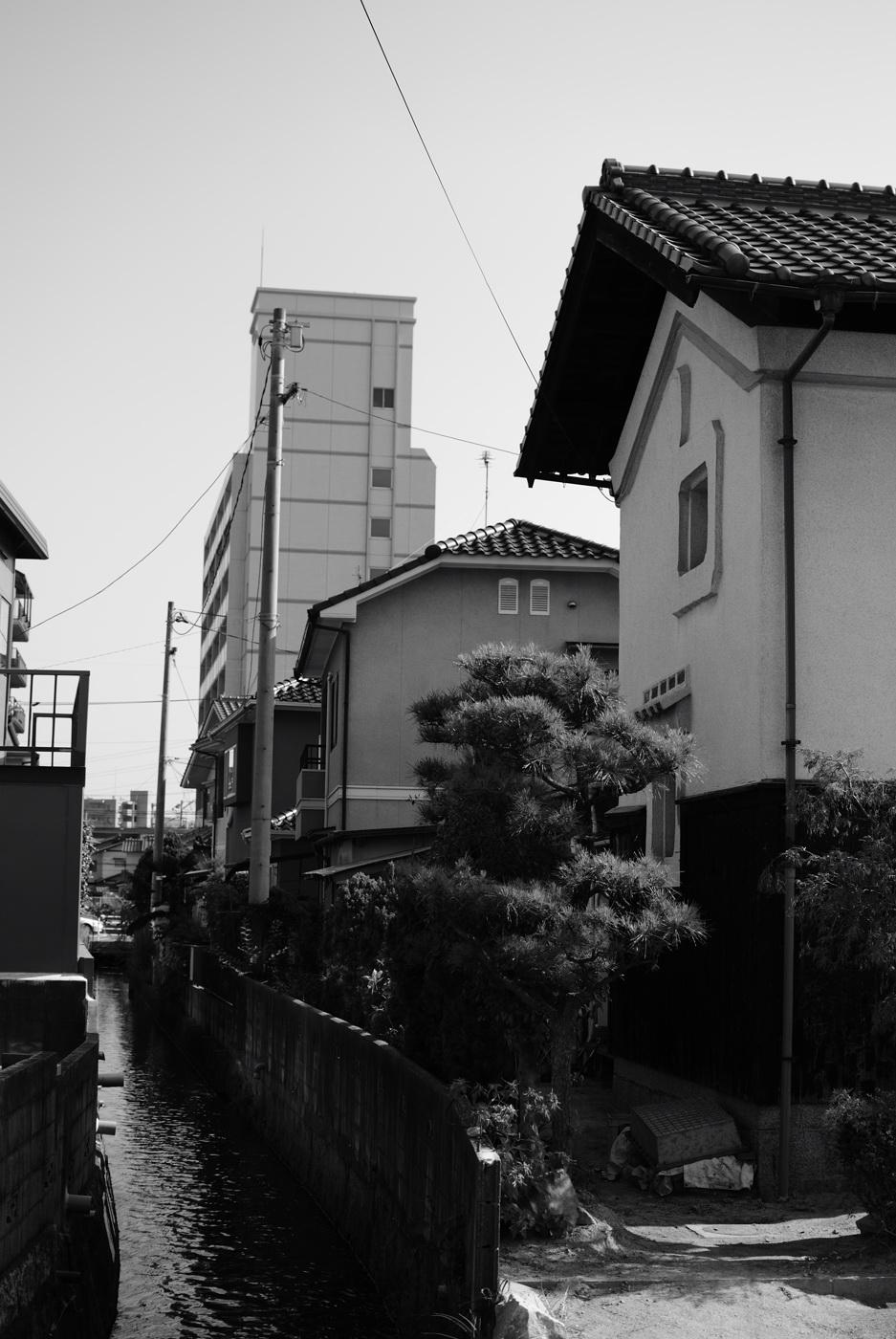 近所の町並み