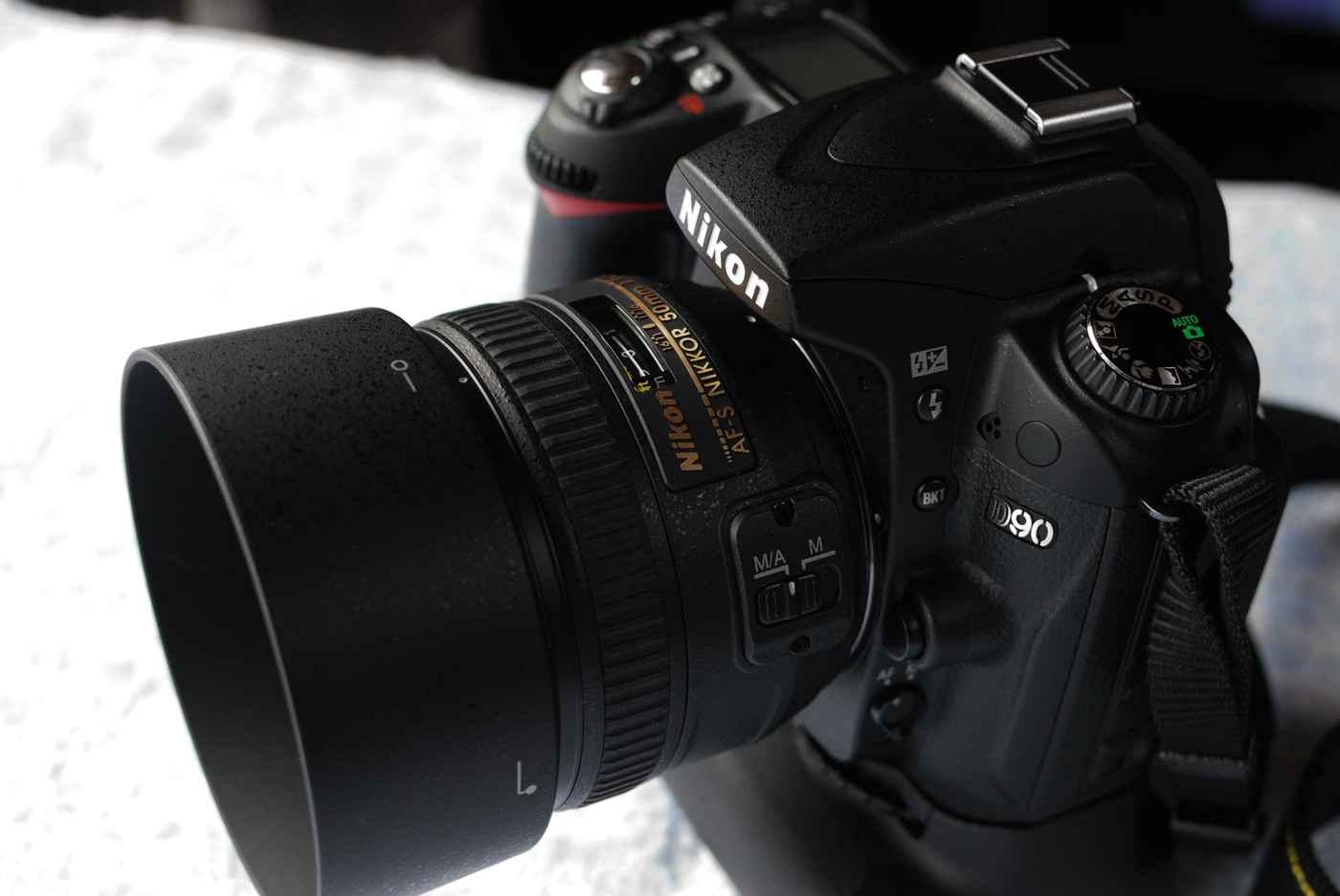 D90とMB-D80その2