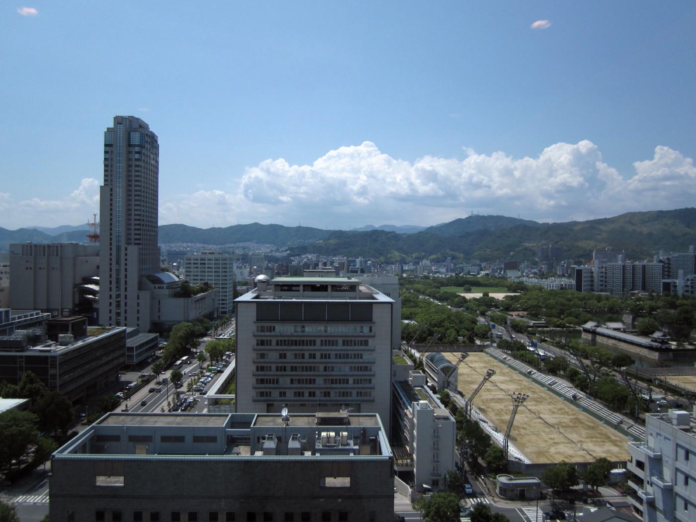 15階からの景色