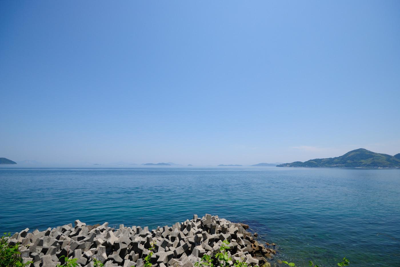 周防大島の海~その3
