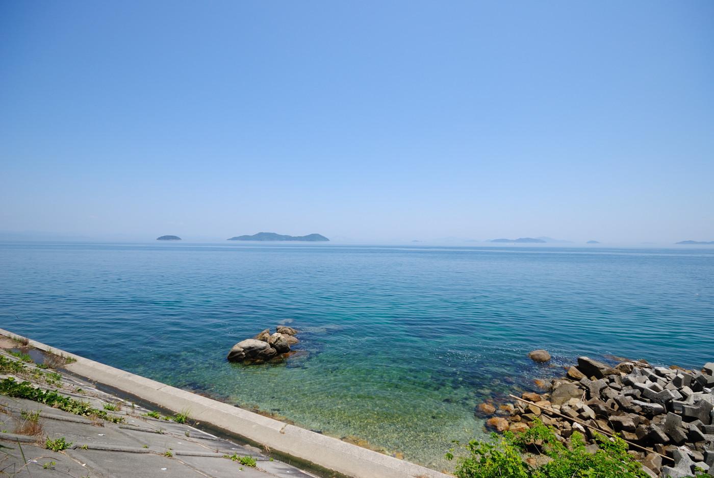 周防大島の海~その4