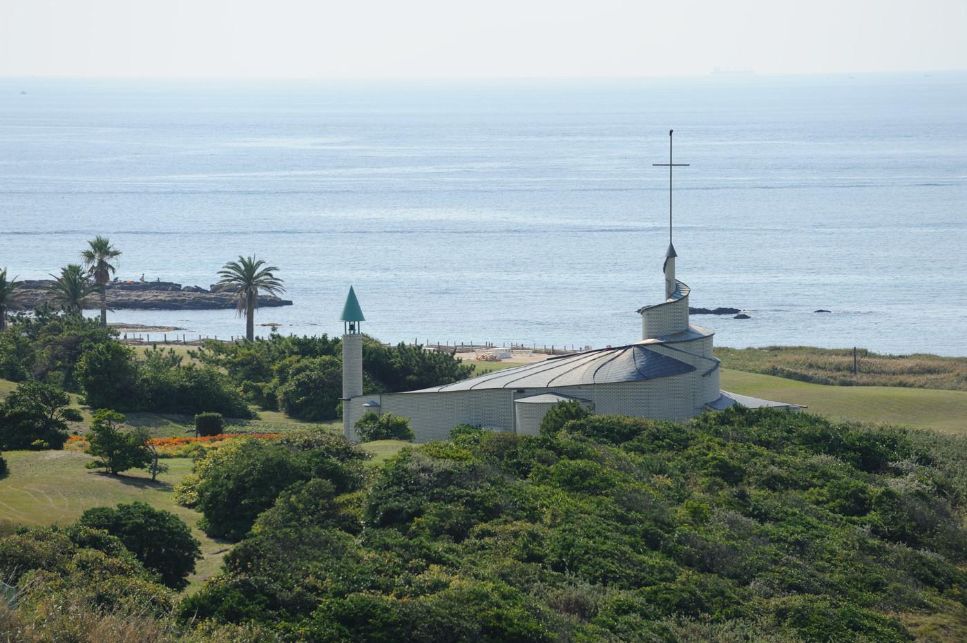 角島の海を望遠でその5
