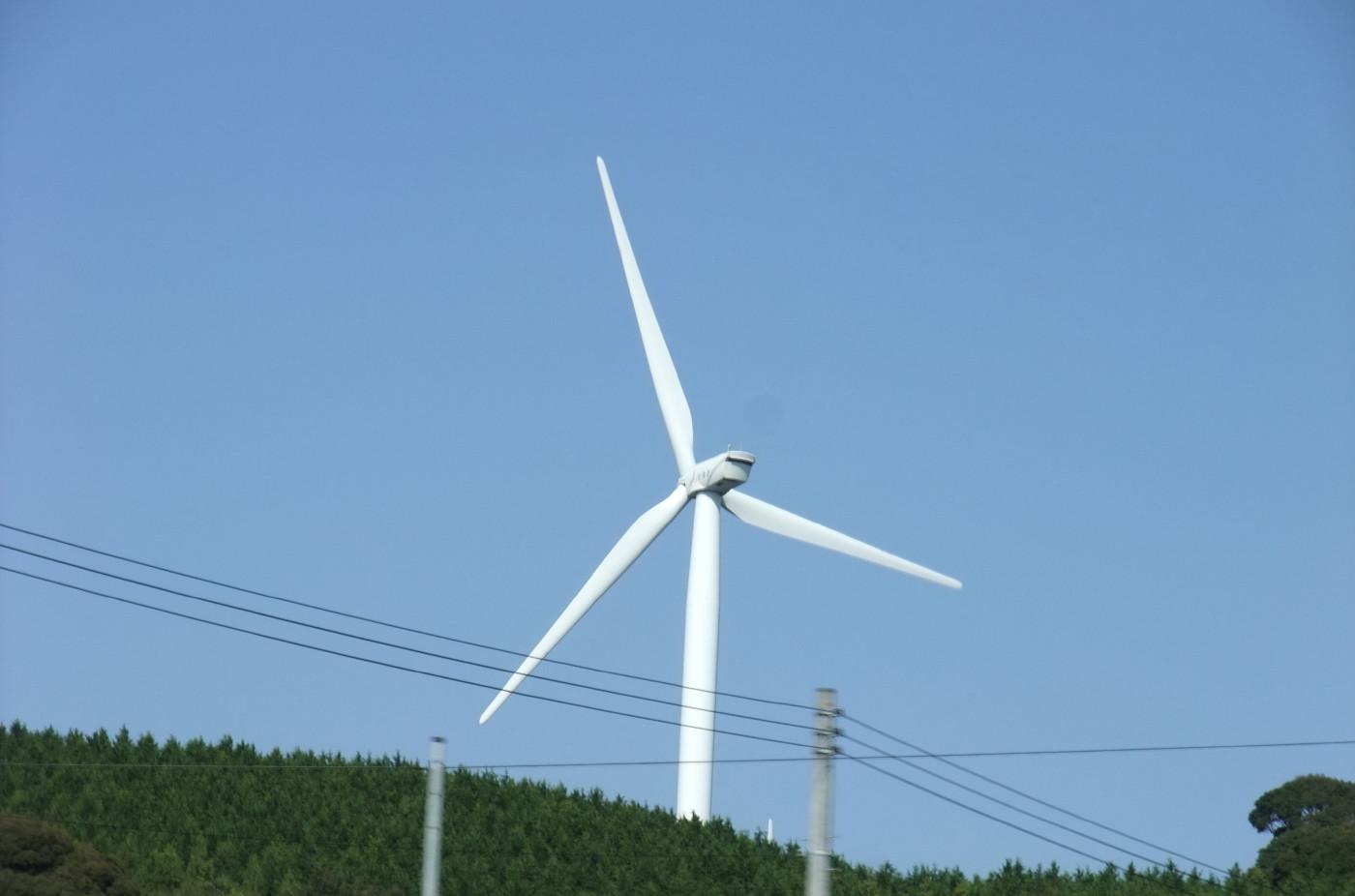 大きな風車じゃなイカ?その2
