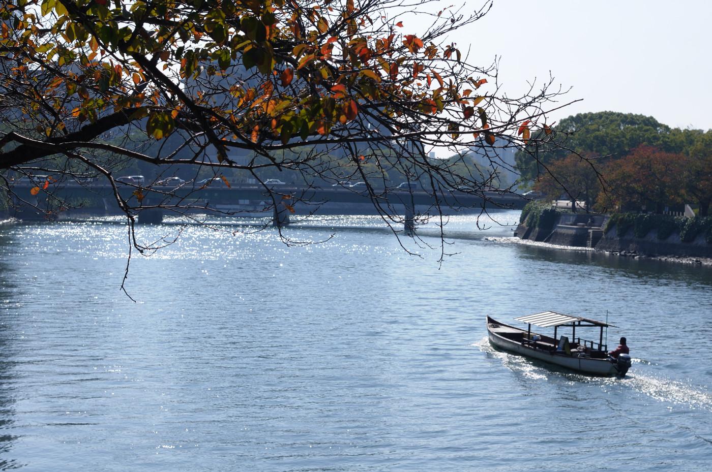 秋と船その1でゲソ