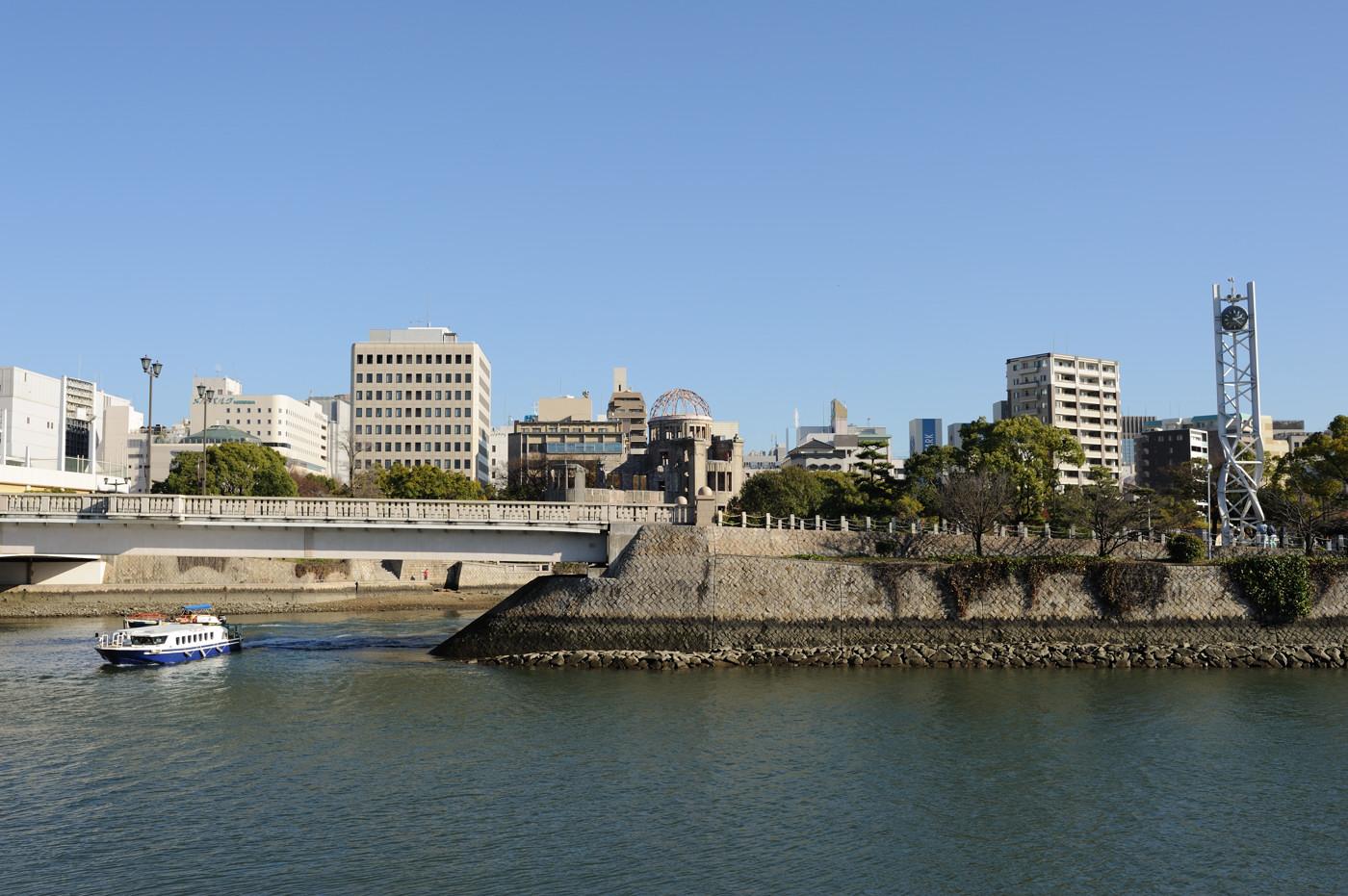 市内の川その1でゲソ