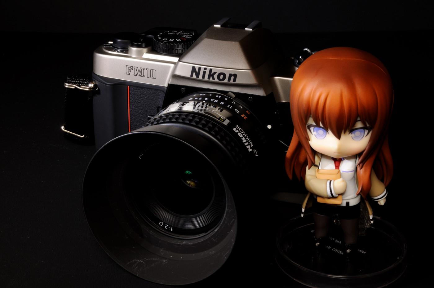 Nikon FM10でゲソ