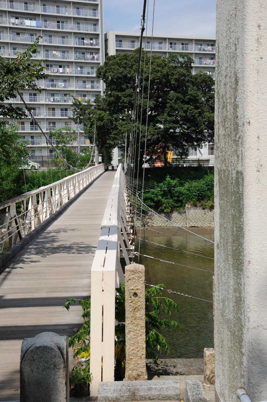 つり橋でゲソ