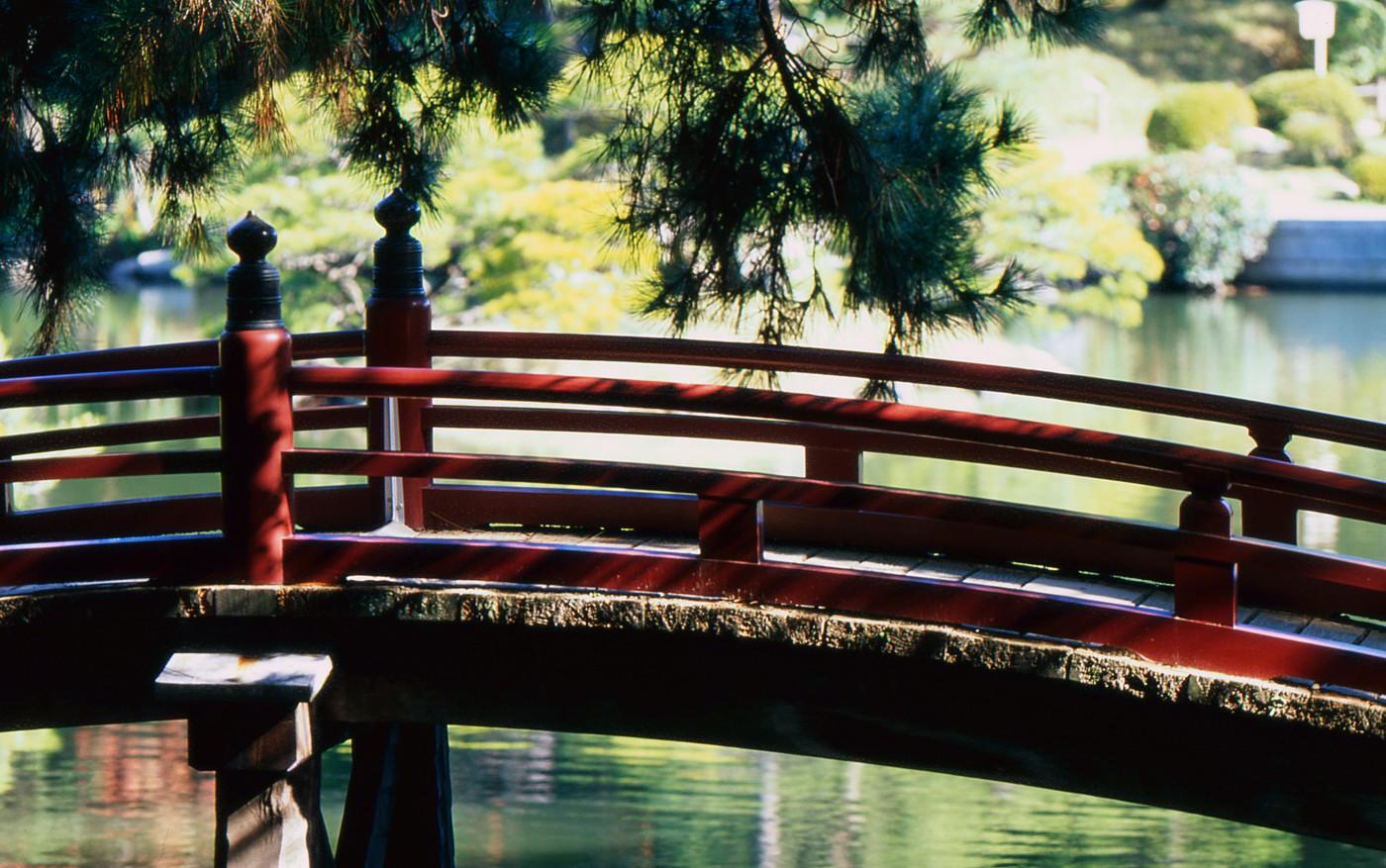 小さな橋でゲソ