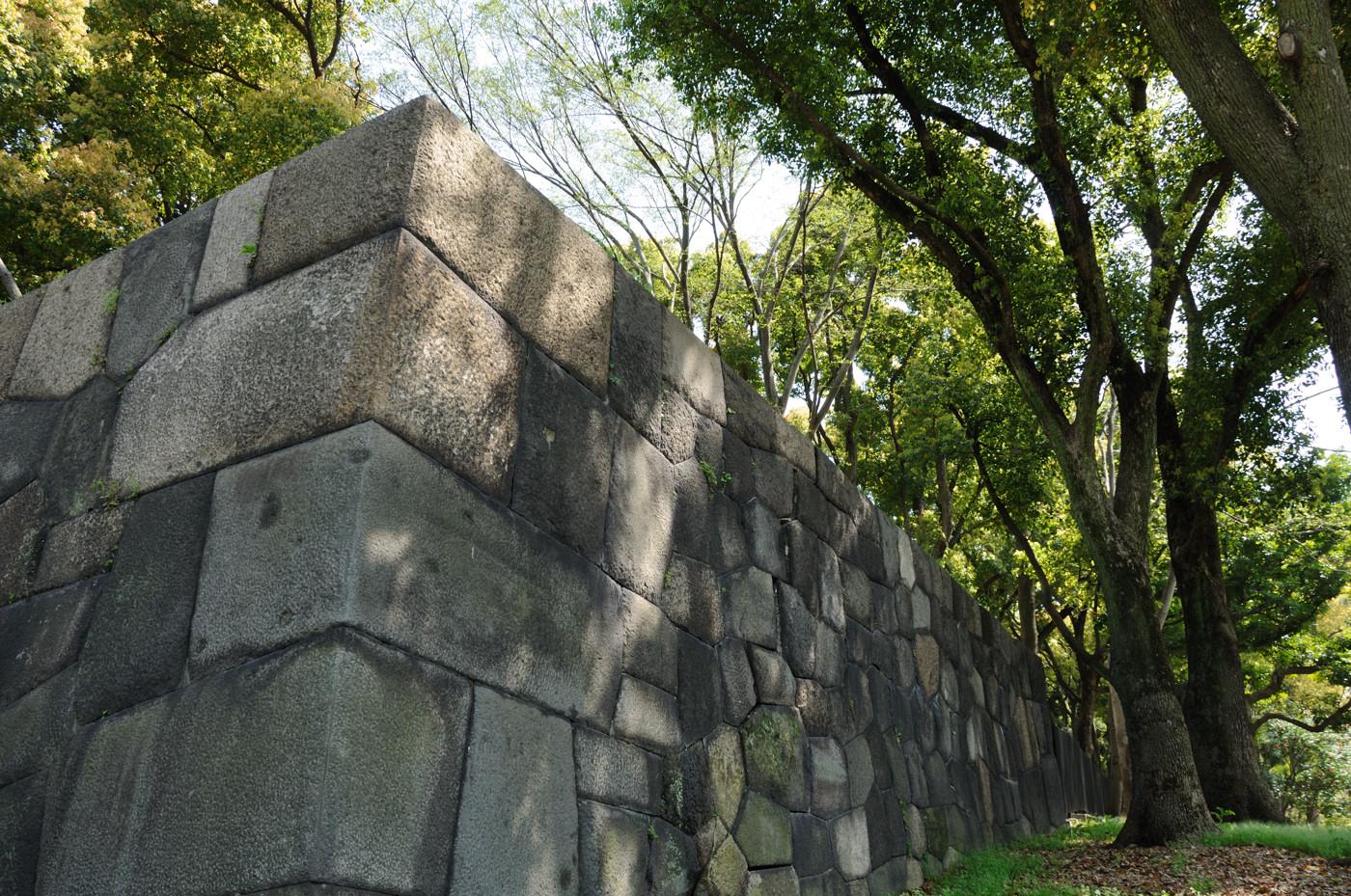 石垣でゲソ