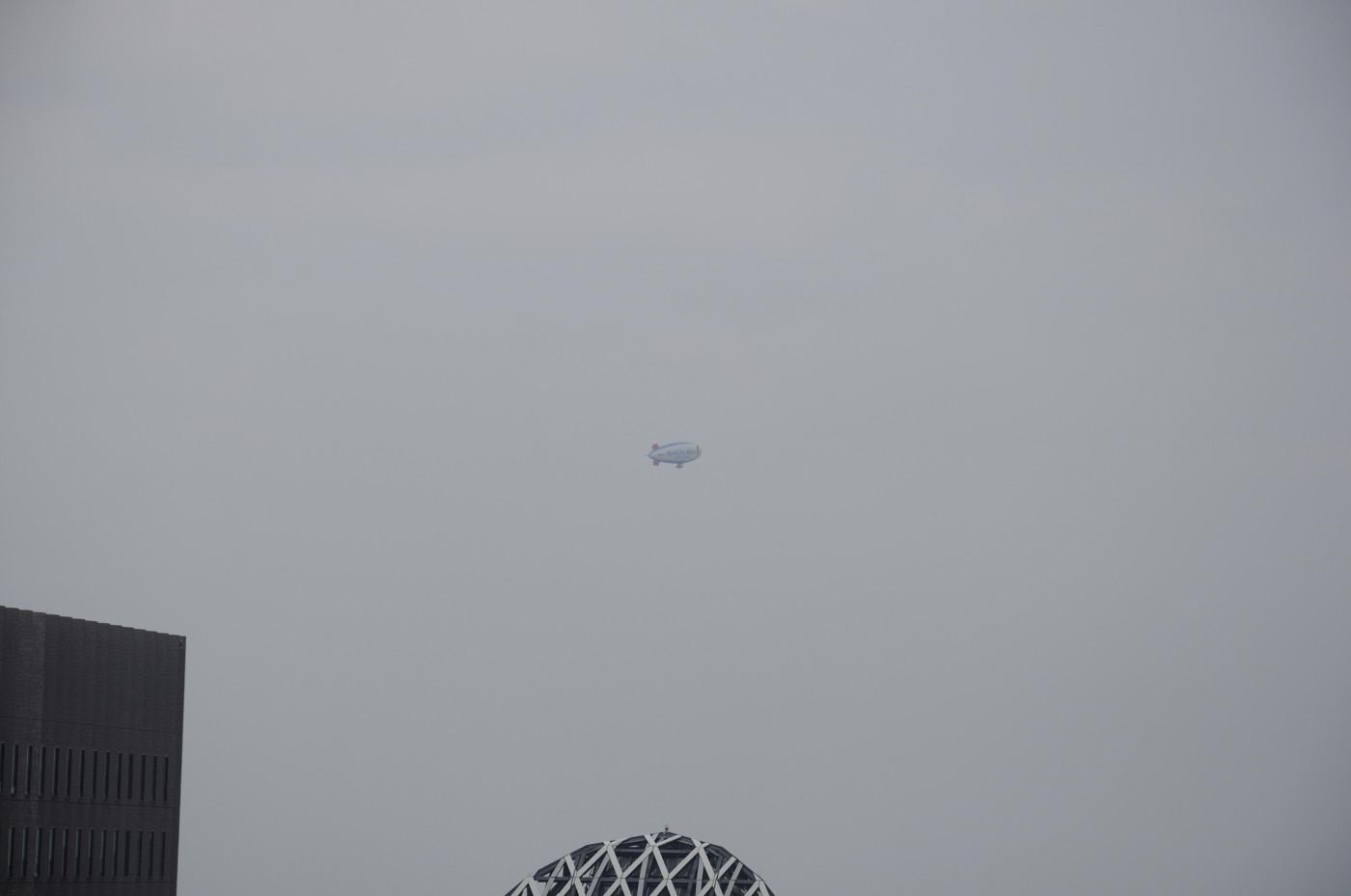 飛行船でゲソ