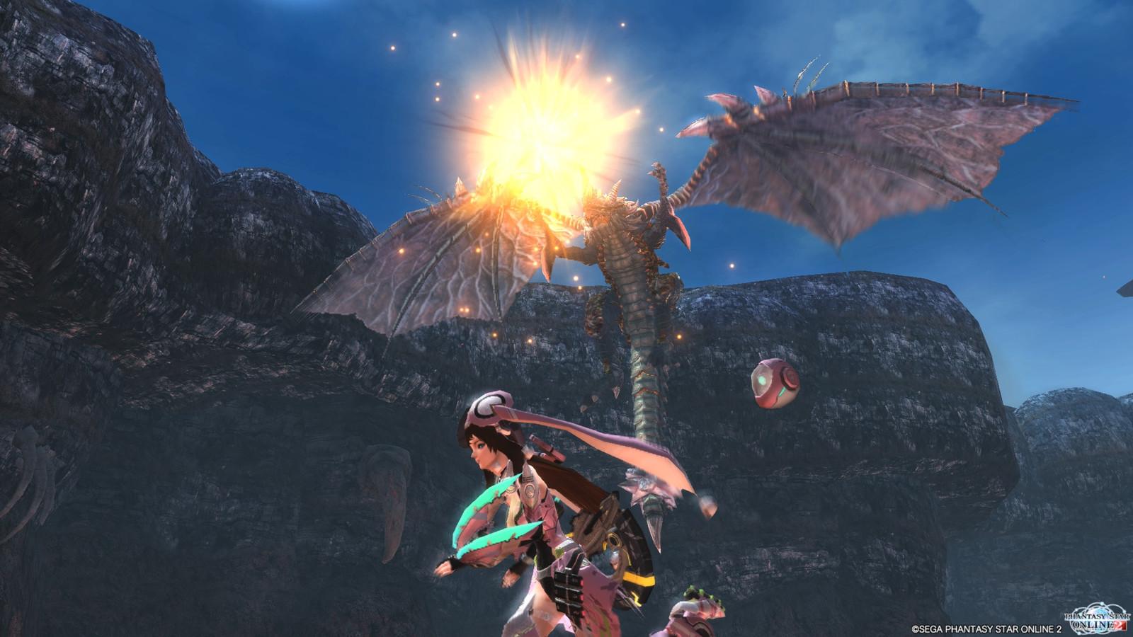 空飛ぶドラゴンでゲソ