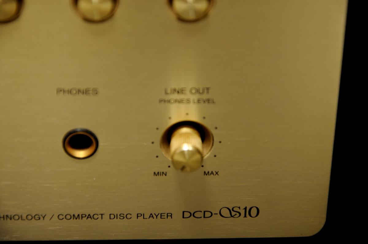 デンオン DCD-S10
