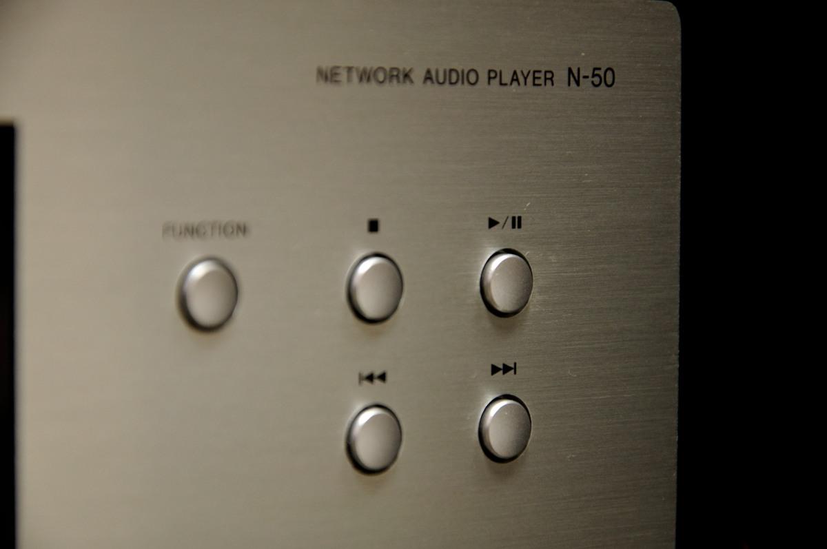 パイオニア N-50